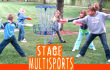 Stage multi-sports