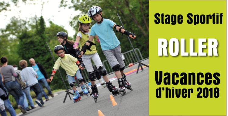 Stage sportif : roller !